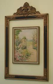 multiple empty picture frames. Framed Art Inside A Larger Frame Multiple Empty Picture Frames Y