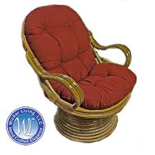 swivel chair cushion