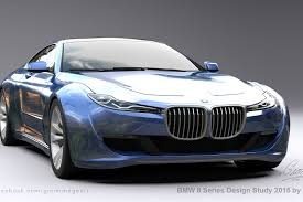 2018 bmw 8 series coupe. interesting 2018 bmw 8 series concept launched in renderings bmwcoop for 2018 bmw series coupe