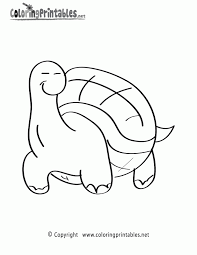 Small Picture Cartoon Turtle Coloring Pages Coloring Home