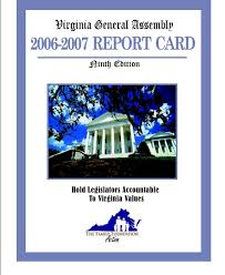 Report Cards — The Family Foundation