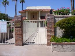 Decorative Pool Fence Commerical Pool Fencing Arizona Dcs Pool Barriers