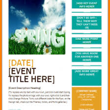 Free Printable Event Flyer Templates Free Printable Flyer Templates Image Free Printable Flyer