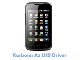 Download Karbonn A5 USB Driver