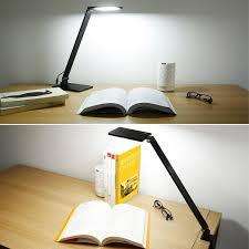 home office lamps. Plain Lamps Metal LED Desk Lamp 2 In 1 Clip Touch Control Table Reading Light Home  Office To Lamps