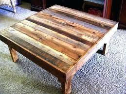wood square coffee table art coffee table reclaimed wood square coffee table art decor homes how