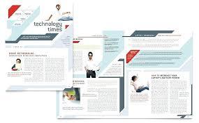Newsletter Template In Word Sociallawbook Co