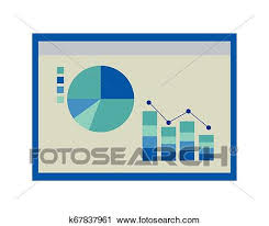 Data Chart Icon Infographics Data Chart Clipart K67837961 Fotosearch