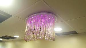 chandeliers rgb led chandelier chandeliers crystal ceiling lights modern regarding residence remote controlled chand