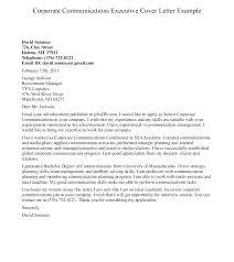Cover Letter Public Relations Public Relations Cover Letter Samples