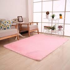 Amazon.com: Generic 0270 Super Soft Modern Shag Area Rug, 4' x 5', Pink:  Home & Kitchen