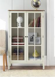 display cabinet with glass doors within tall storage furniture 2 home living design 9