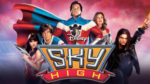 Is Sky High (2005) on Netflix USA?