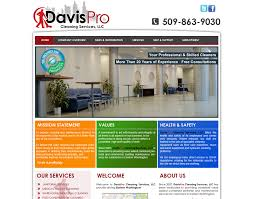 advertising a cleaning business website designing cleaning company website designers expert designing