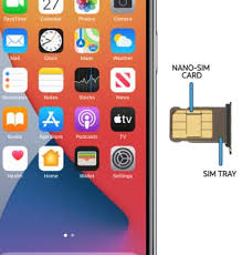 If your iphone will not power on, you can eject the side sim tray using a sim tool or a push pin to get your sim card number (iccid). Apple Iphone X Insert Sim Card At T