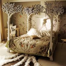 this is the related images of Canopied Beds