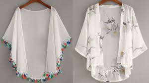 Shrugs Design Images Simple Attractive Shrug Ideas For Kurta Tops Stylish