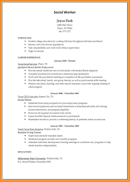 16 Sample Child Care Resume Agenda Example