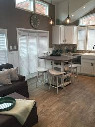 Small Picture 88 best park model images on Pinterest Tiny spaces Kitchen and