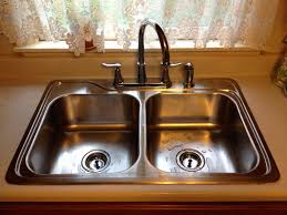 Clogged Sink Fetching Kitchen Sink Clogged And Leaking Underneath