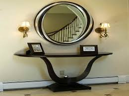 entryway table and mirror. Round Foyer Table Mirror 13 Terrific Tables And Mirrors Entryway Set E