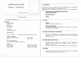 Preschool Teacher Resume Classy Resume For Preschool Teacher Fresh Preschool Teacher Resume