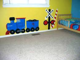 the train wall decor bedding and room thomas tank engine bedroom accessories uk