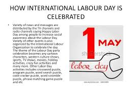 labor day theme international labour day 2017 by mr allah dad khan