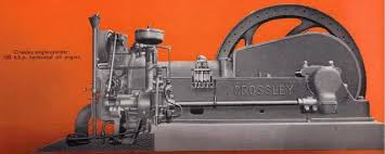 crossleys are great more about crossleys hds the illustration of this engine can be found in a publication about crossley diesel engines of the year 1950 which represents one of the larger types of