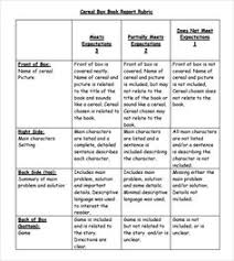 Cereal Box Book Report | Pinterest | Book Report Templates, Cereal ...