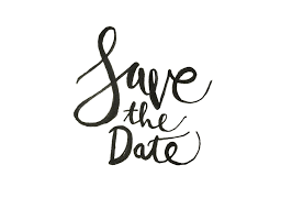 How To Hand Letter Your Own Save The Dates Creative Market Blog