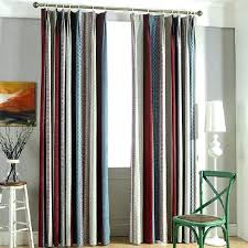 striped kitchen curtains full image for multi color beaded curtains gray multi color shower curtain multi