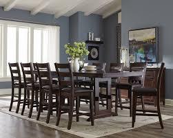 infini furnishings richmond  piece counter height dining set