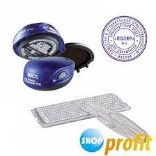 <b>Печать самонаборная Colop Stamp</b> Mouse R40 Set 2 (d=40мм, 2 ...