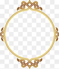 Circle Frame PNG Vectors and PSD Files