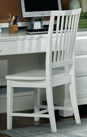 white wooden office chair. White Wooden Desk Chair Great Wood Bankers Office O