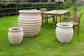 popular garden flower pots