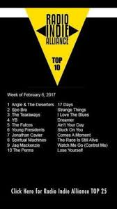 So Cool 2 In The Top 15 This Week Thank You To Radio Indie