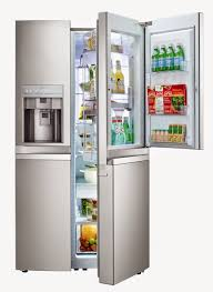 Largest Capacity Refrigerator Lg Introduces Innovative Door In Door Refrigerator With Large