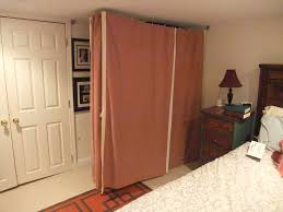 bedroom room divider curtain rod and bedroom licious photo shared ideas decorations room separators ikea