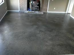 Basement Floor Paint Ideas Custom Inspiration Design