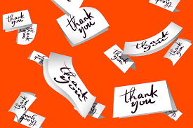 Thank You Notes Goodbye To The Tyranny Of Thank You Notes