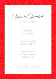 Going Away Dinner Invitation Farewell Party Email Template