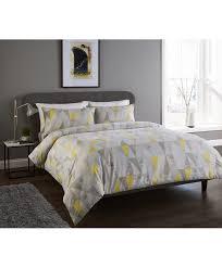 olivia rocco geo ochre yellow grey