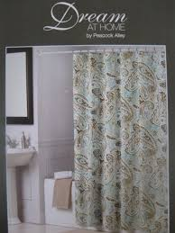 brown fabric shower curtains. Brown Fabric Shower Curtains D