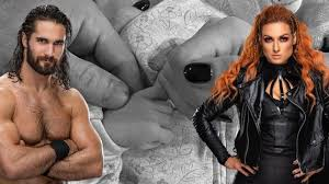 She is getting closer to that big day.hopefully, it won't take long because she is said to be in fantastic shape and ready to go. Becky Lynch Seth Rollins Show Off Baby Photos Of Newborn Daughter Roux Ewrestling