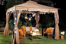 Gazebos decorating ideas Patio Gazebo Outside Gazebo Lights Pinterest Outside Gazebo Lights Outdoor Living Gazebo Patio Patio Gazebo