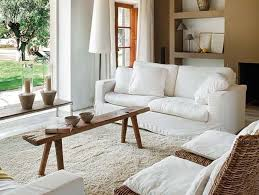 Furniture For Small Spaces  West ElmCoffee Table Ideas For Small Spaces