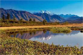 Фотографии Казахстана Фото природы Казахстана Природные  Озеро Язевое Вид на Белуху Природа Казахстана
