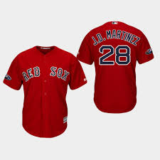 Boston Collection 2018 28 J Red Sox Scarlet Martinez d Jersey Postseason babfabce|This Ought To Be A Great Game